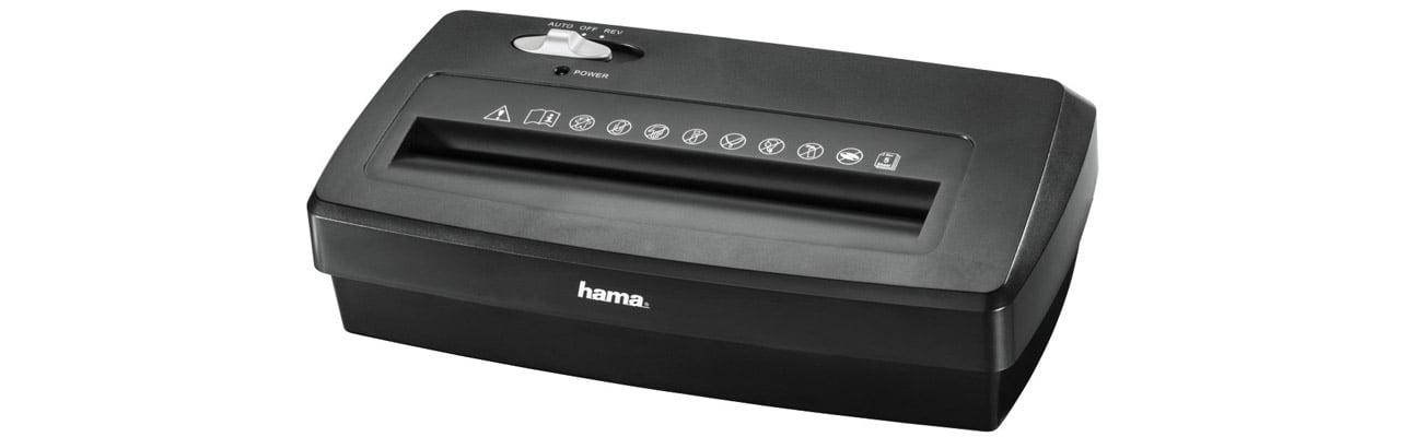 Niszczarka Hama PREMIUM X6