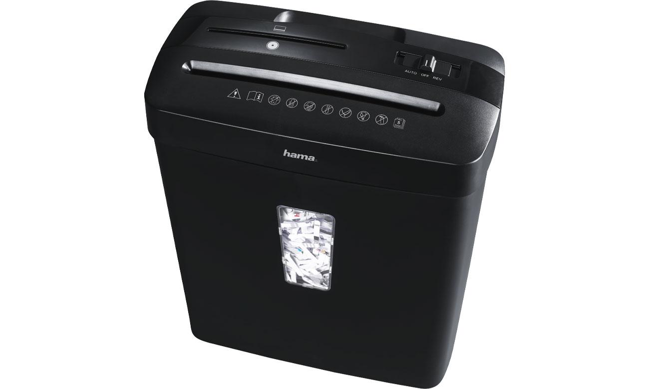Niszczarka Hama BASIC X7CDA