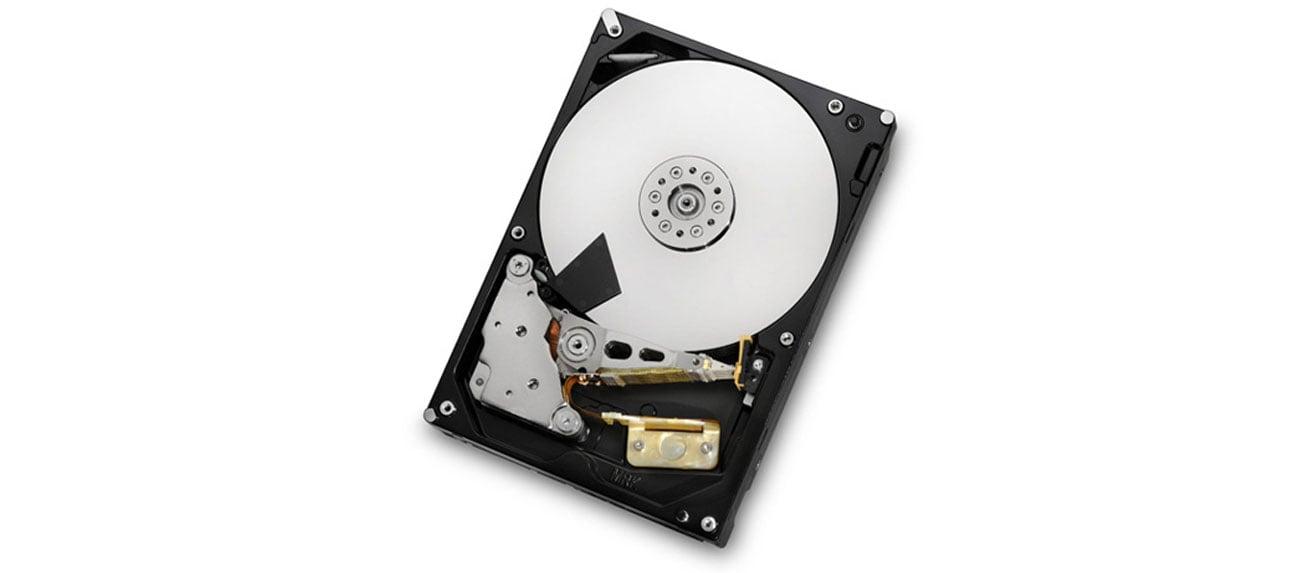 Dysk twardy SATA III Hitachi Internal Drive Kit 3TB 3,5 7200obr wysoka wydajność pojemność