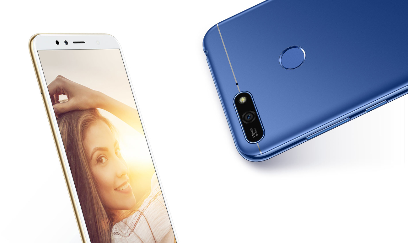 Honor 7A selfie 8 mpix aparat 13 mpix