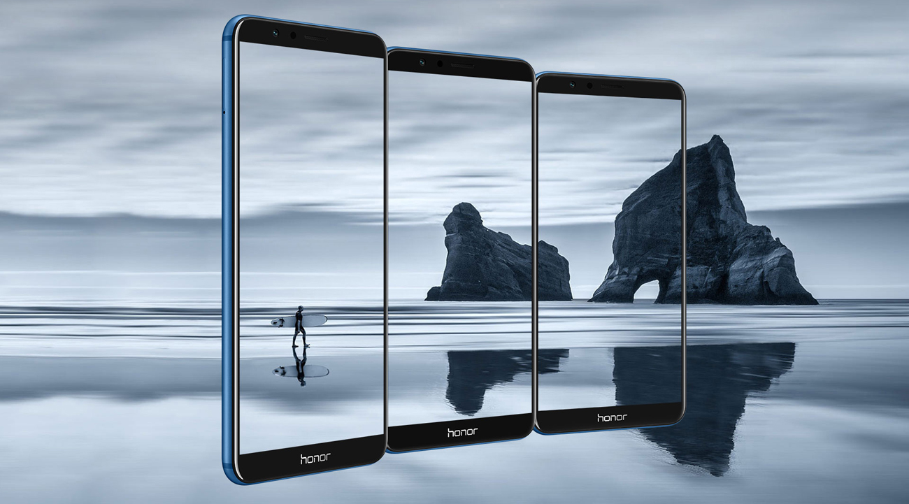 Honor 7X ekran fullveiw full hd plus