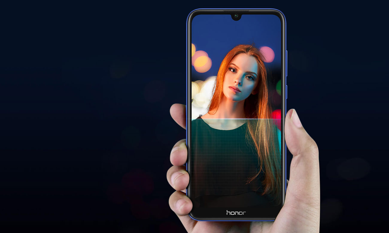 Honor 8A ekran fullview