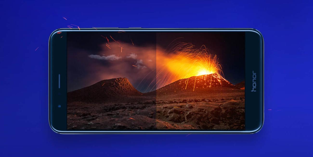 Huawei Honor 8 Pro vulkan api