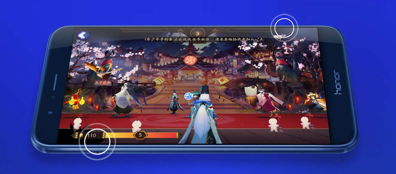 Huawei Honor 8 Pro obsługa VR QHD