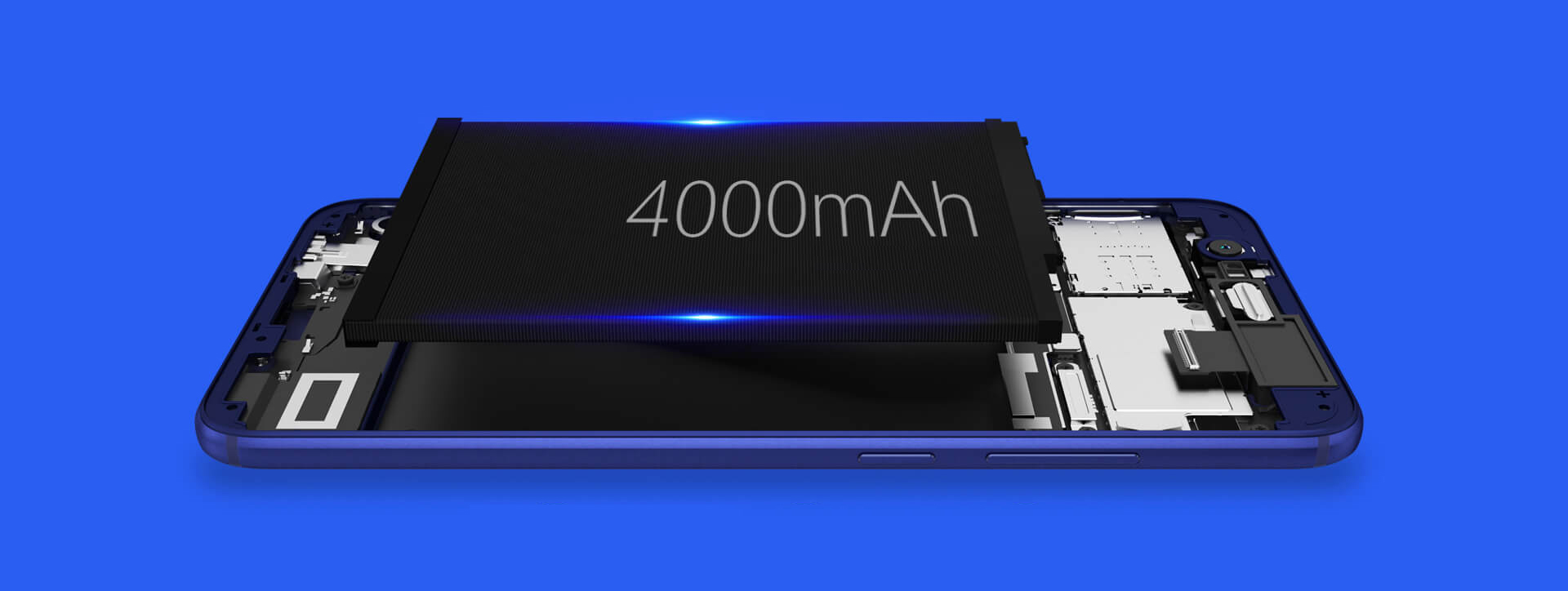 Huawei Honor 8 Pro smartpower 5.0 bateria 4000 maH