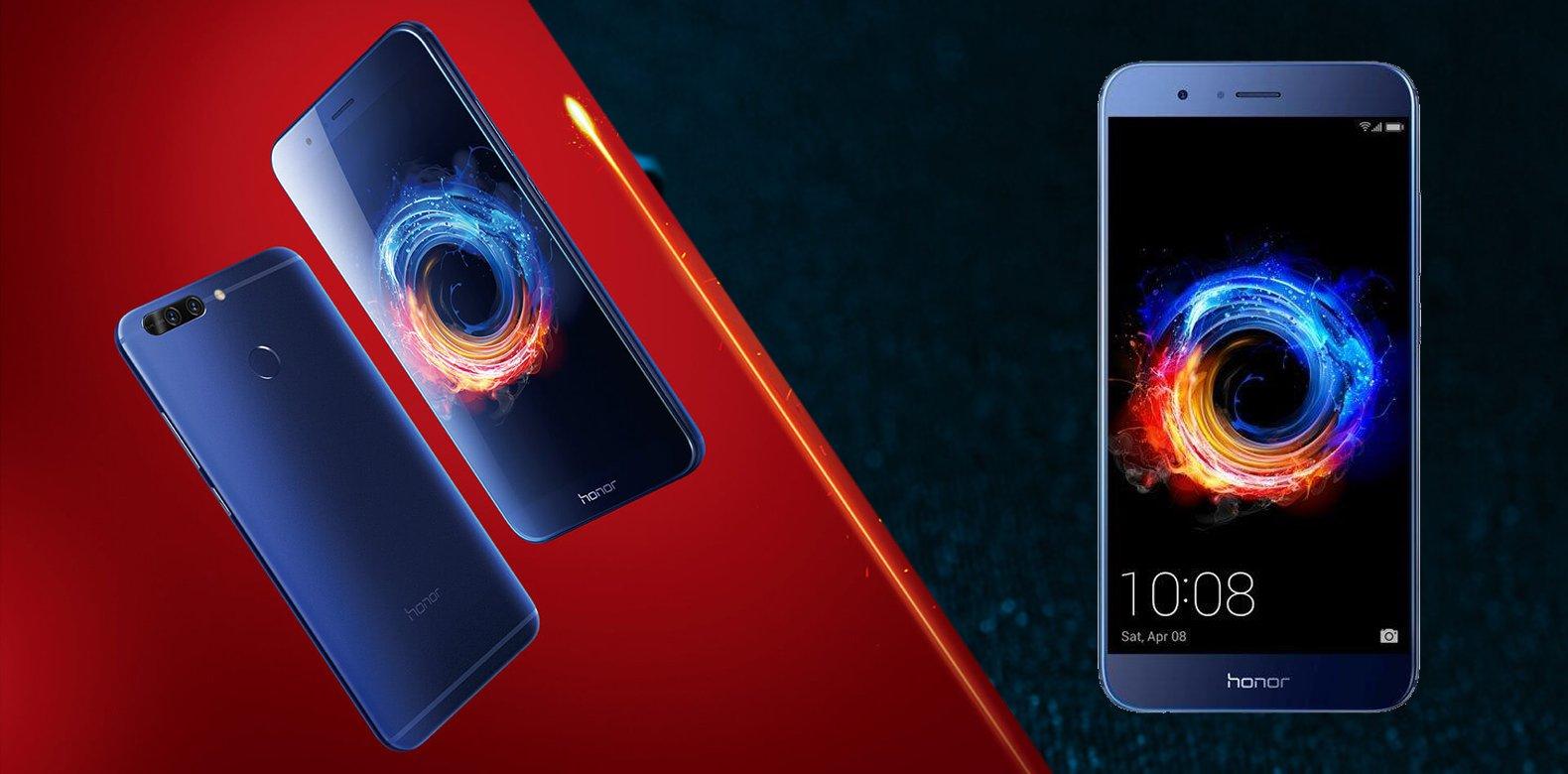 Huawei Honor 8 Pro emui 5.1