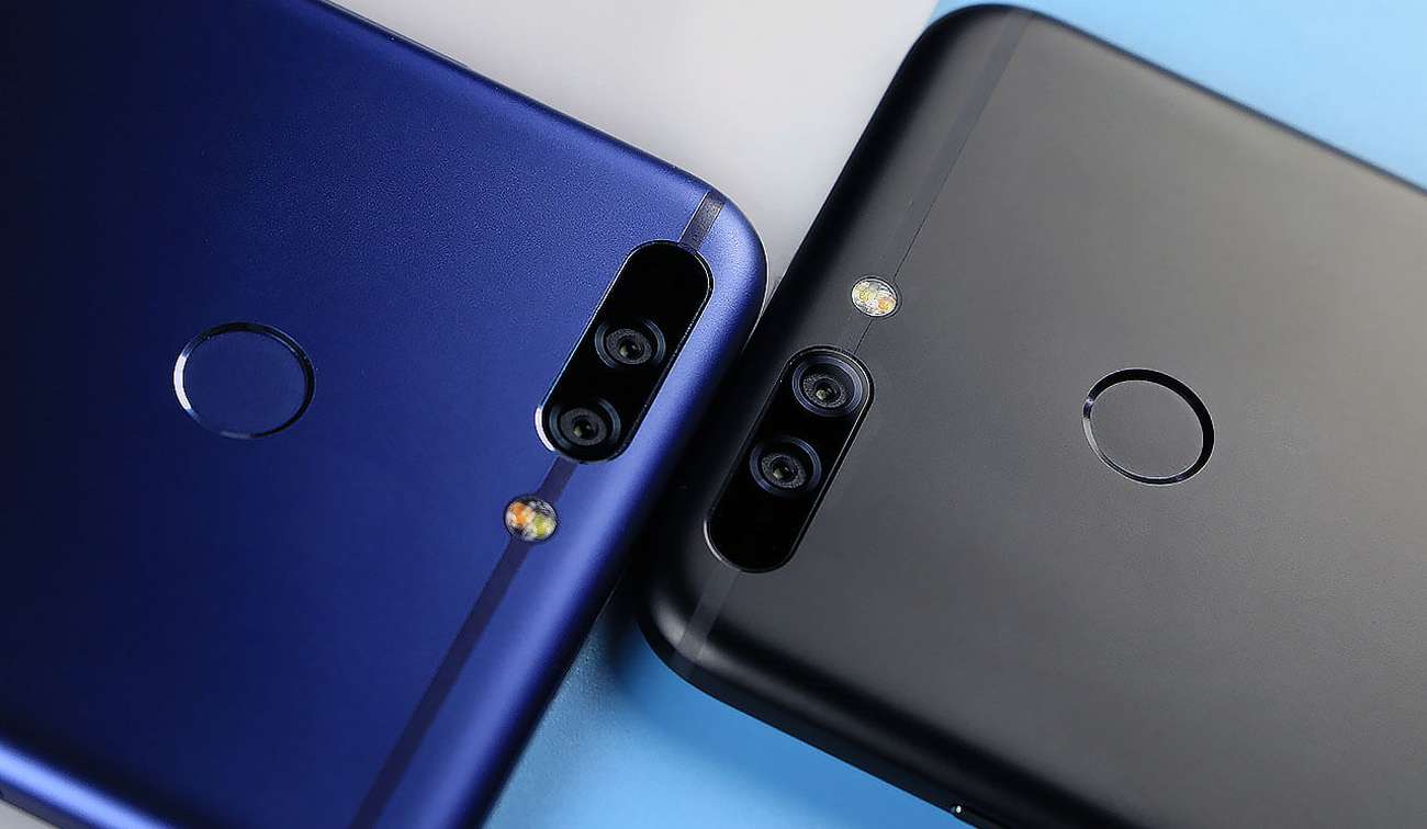 Huawei Honor 8 Pro szybkie udostępnianie danych
