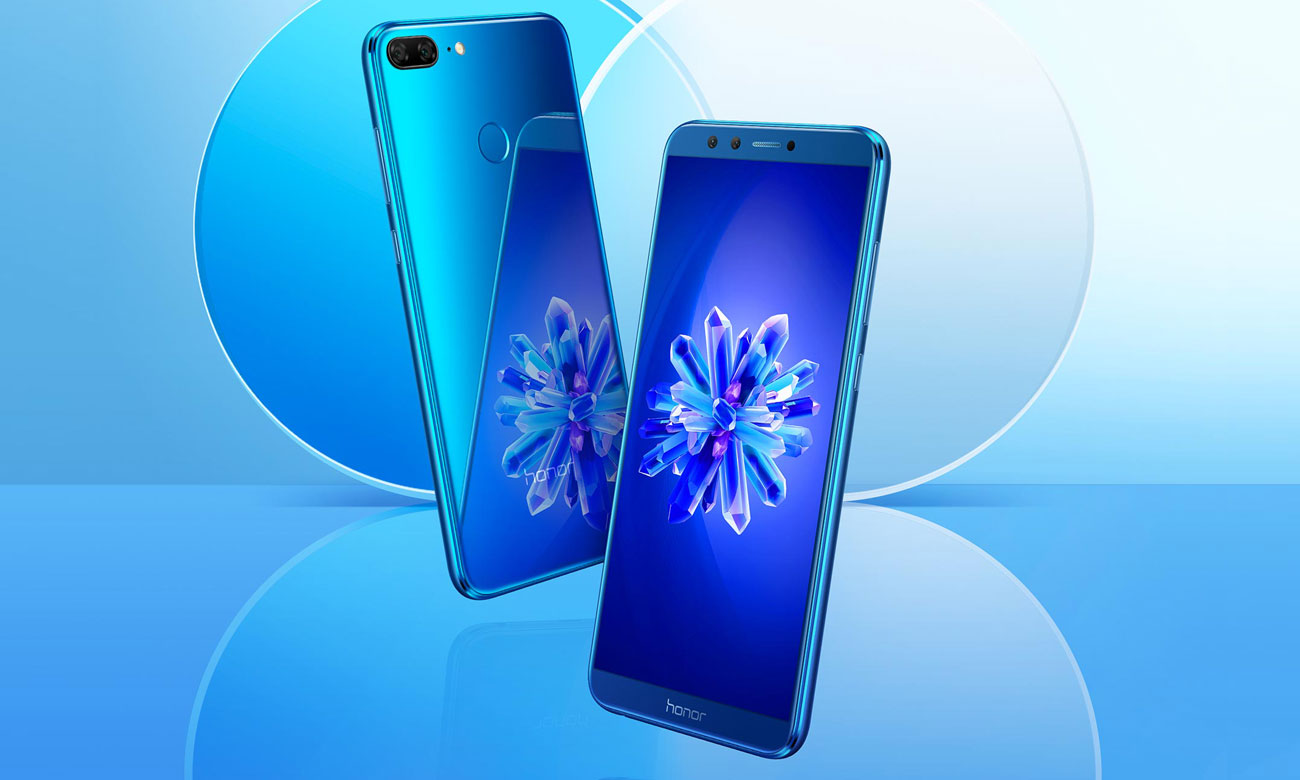 Honor 9 Lite bezramkowy ekran full view