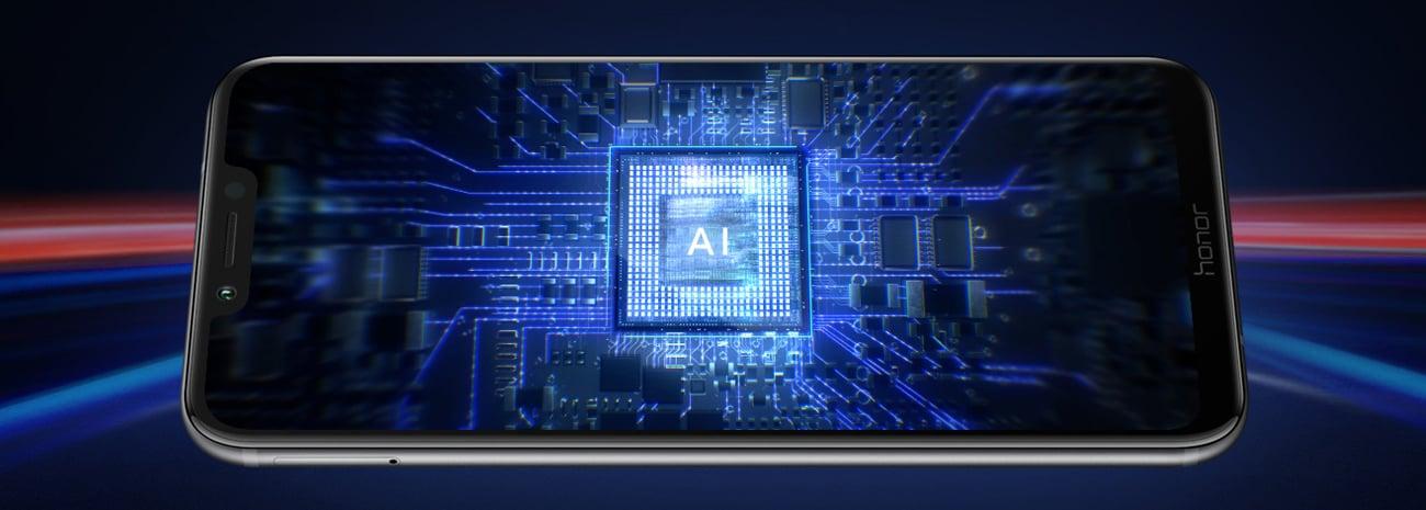 Honor Play ośmiordzeniowy procesor kirin 970