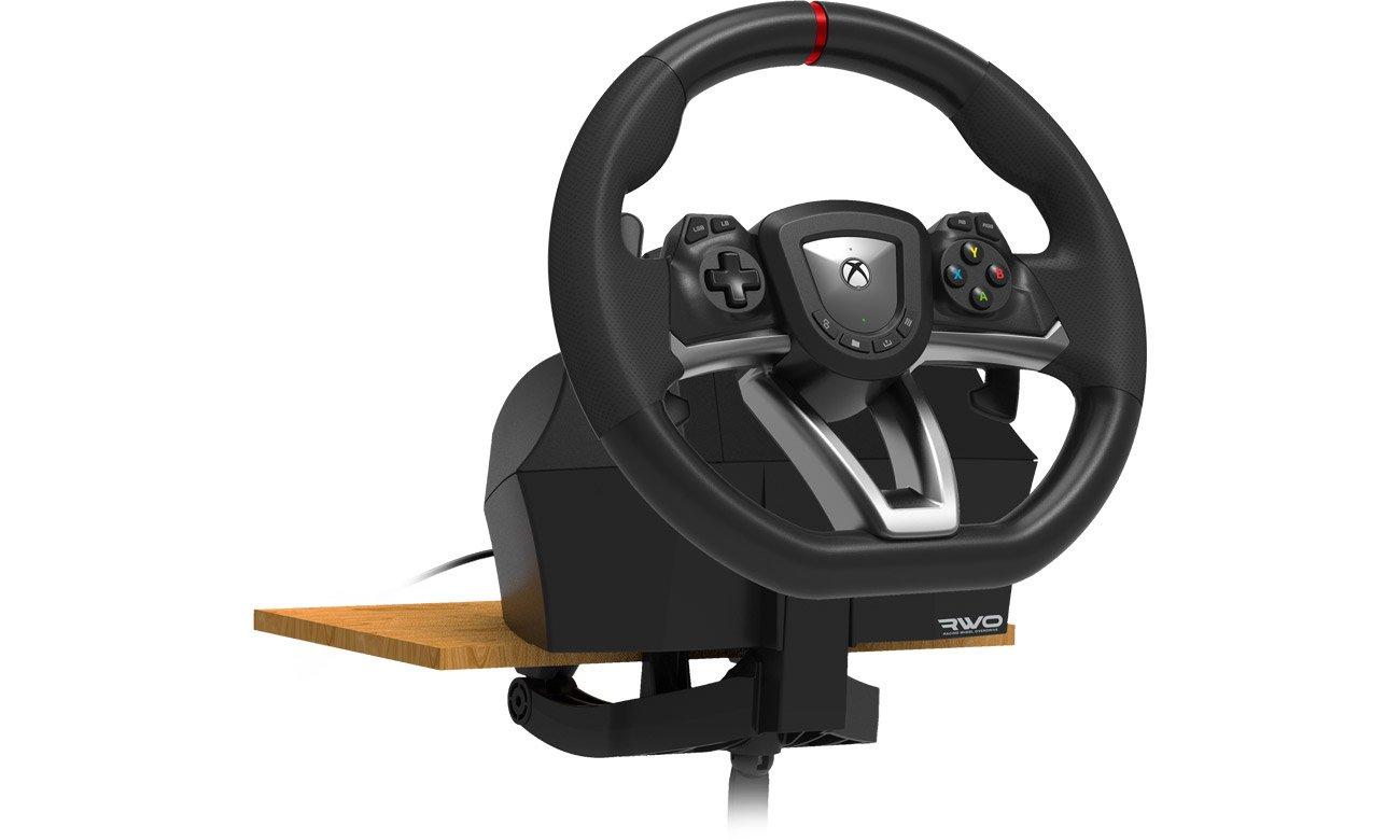Dostosuj ustawienia kierownicy do własnych potrzeb