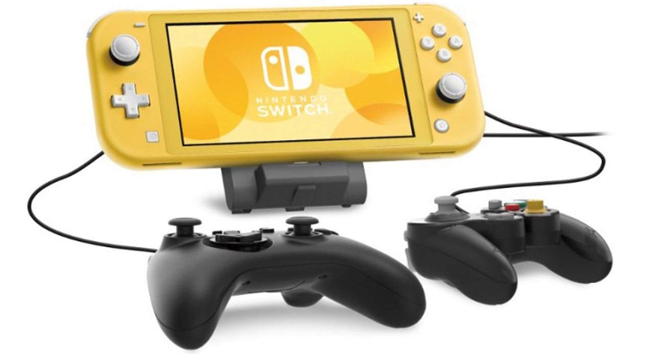 Stojak HORI Dual USB Playstand do Nintendo Switch
