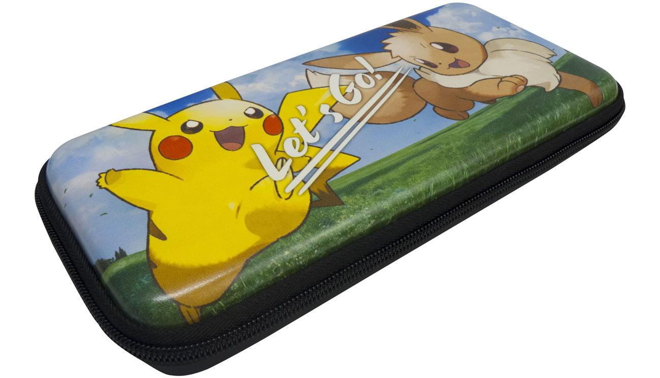 Etui HORI Let's Go Pikachu / Eevee na konsolę Switch