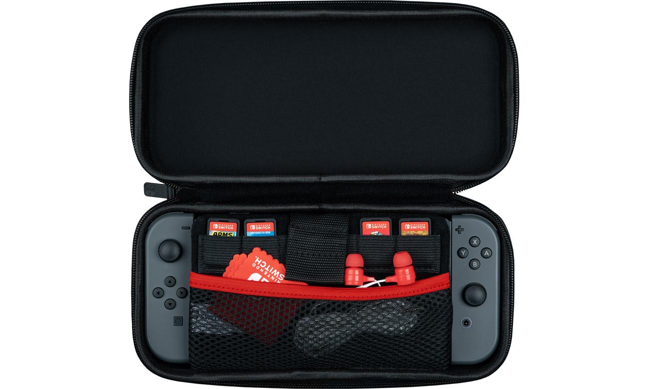 Etui PDP Mario Retro do Nintendo Switch