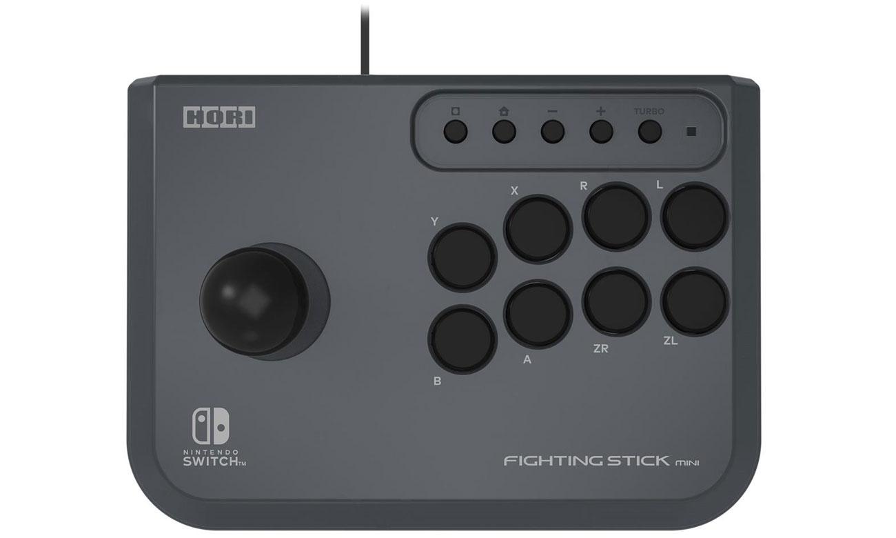 Kontroler HORI Fighting Stick Mini dla Nintendo Switch