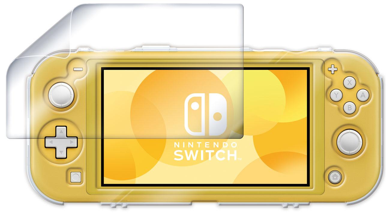 Etui HORI DuraFlexi Protector do Nintendo Switch Lite + Folia