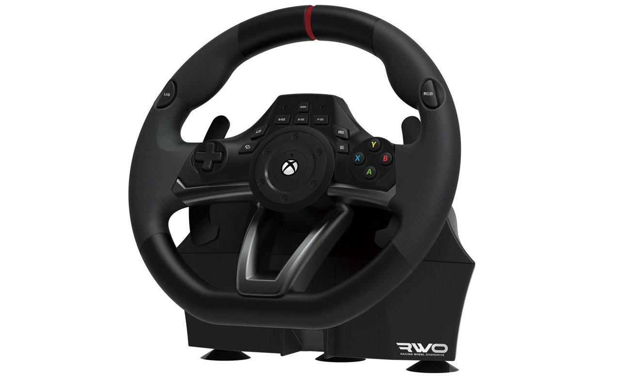 Najważniejsze cechy kierownicy HORI Racing Wheel Overdrive