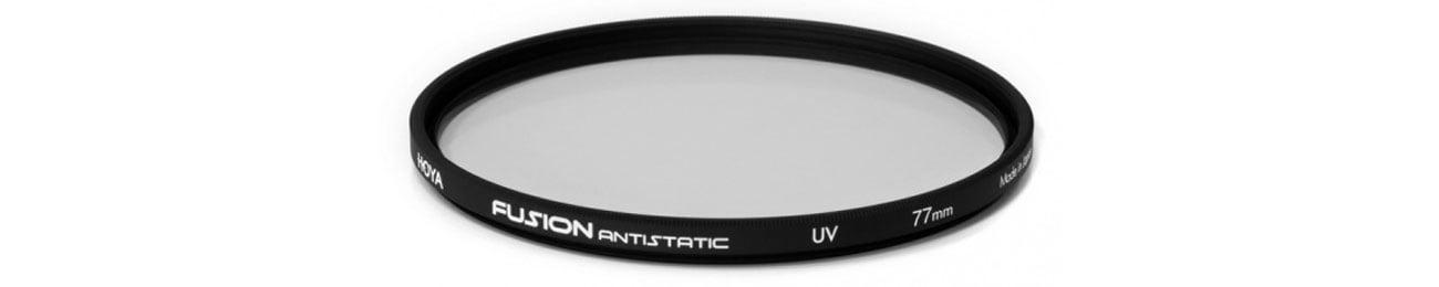 Filtr fotograficzny Hoya Fusion Antistatic UV 77mm