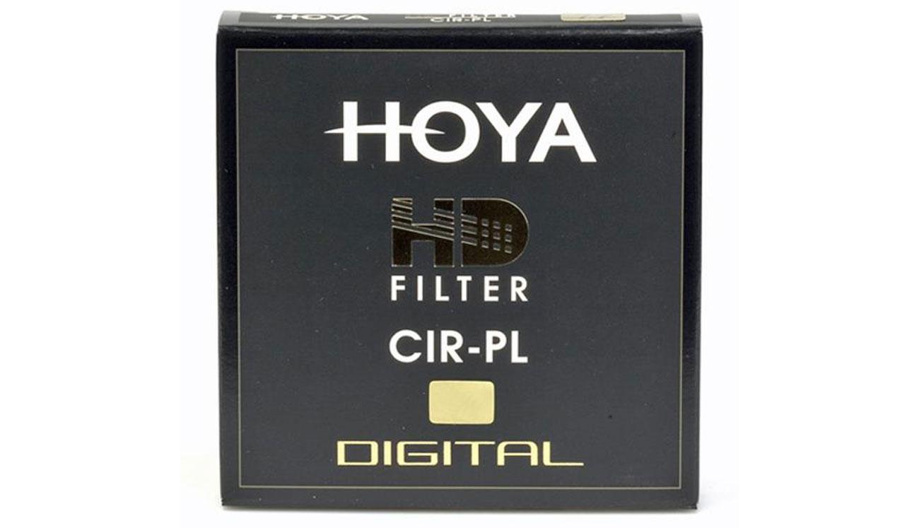Filtr fotograficzny Hoya HD  8 warstwowe powłoki antyrefleksyjne