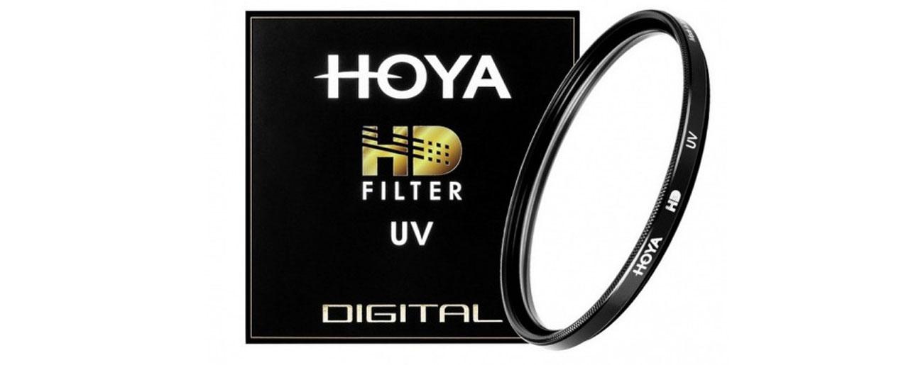 Filtr fotograficzny Hoya HD UV 8 warstwowe powłoki antyrefleksyjne
