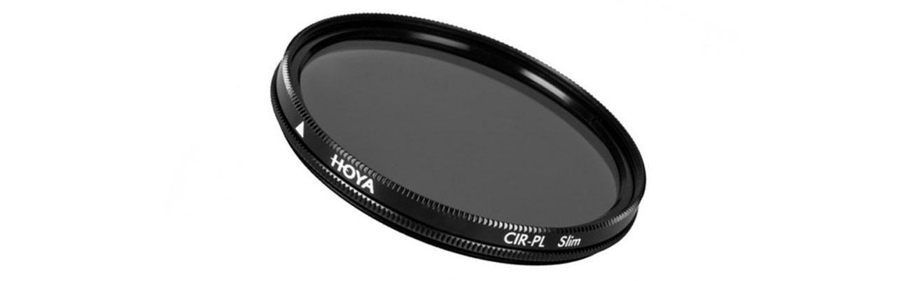 Filtr polaryzacyjny Hoya PL-CIR SLIM skuteczna eliminacja odblasków