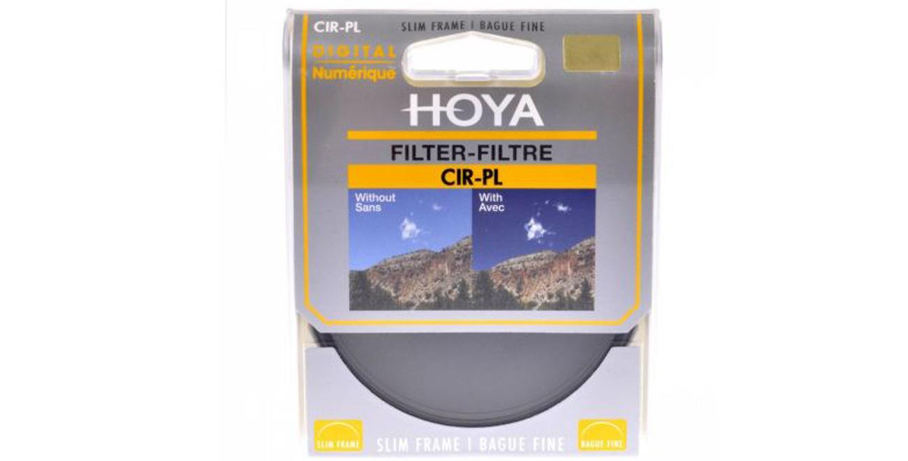Filtr PL-CIR Slim 72 mm