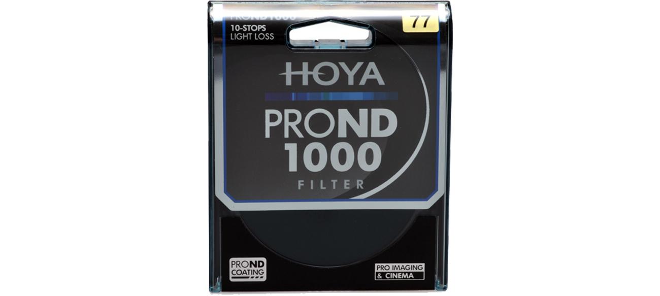 Filtr fotograficzny Hoya PRO ND1000