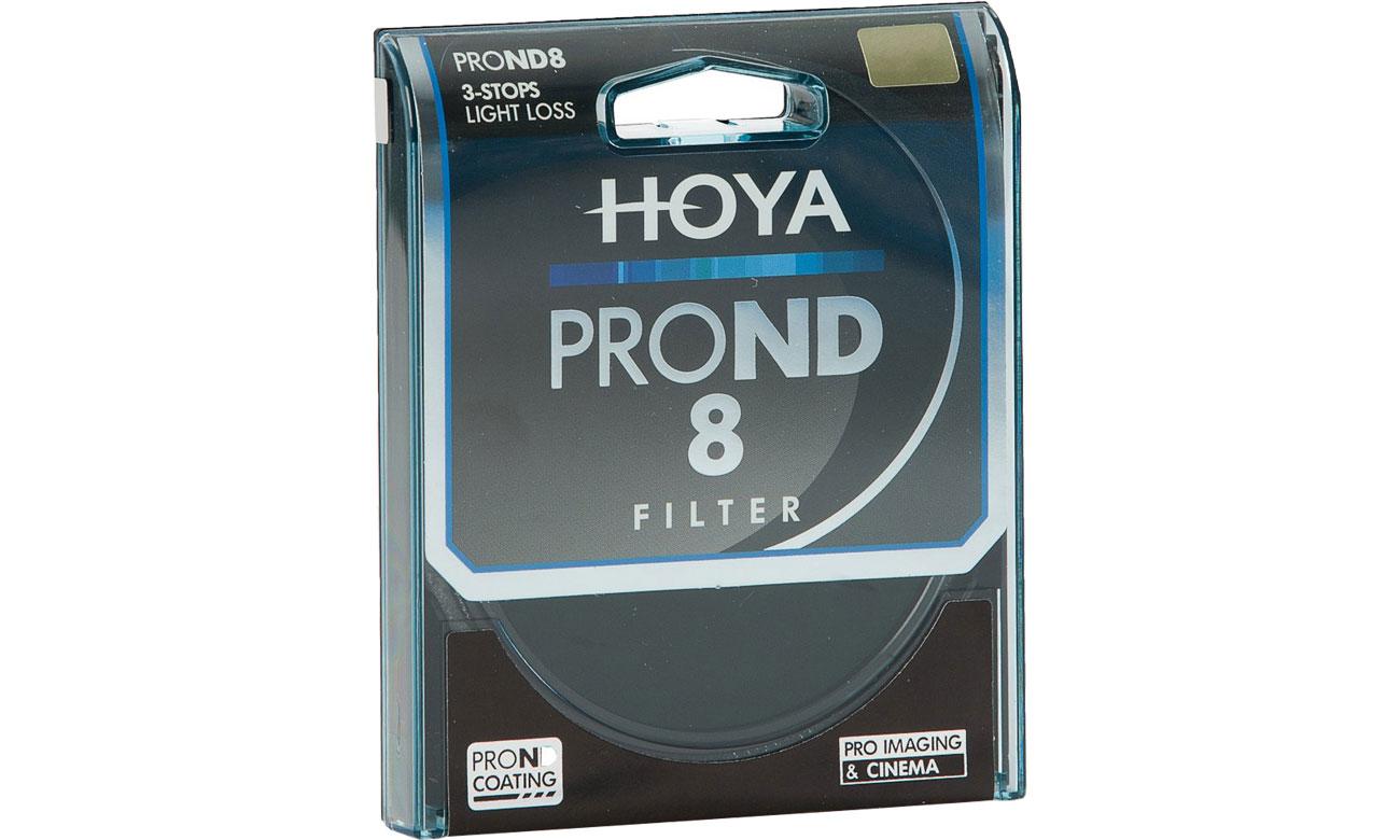 Filtr fotograficzny Hoya Pro ND8 67mm