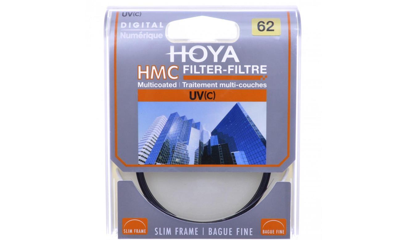 Filtr Hoya UV HMC 62 mm