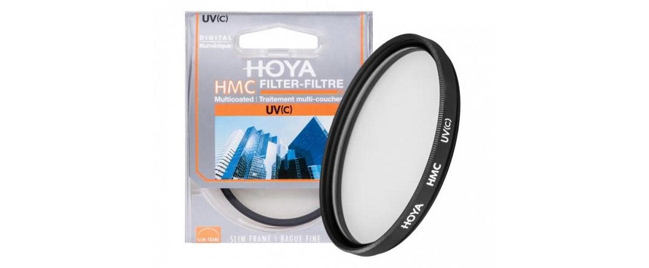 Hoya UV(C) HMC (PHL)  MM warstwowe powłoki antyrefleksyjne