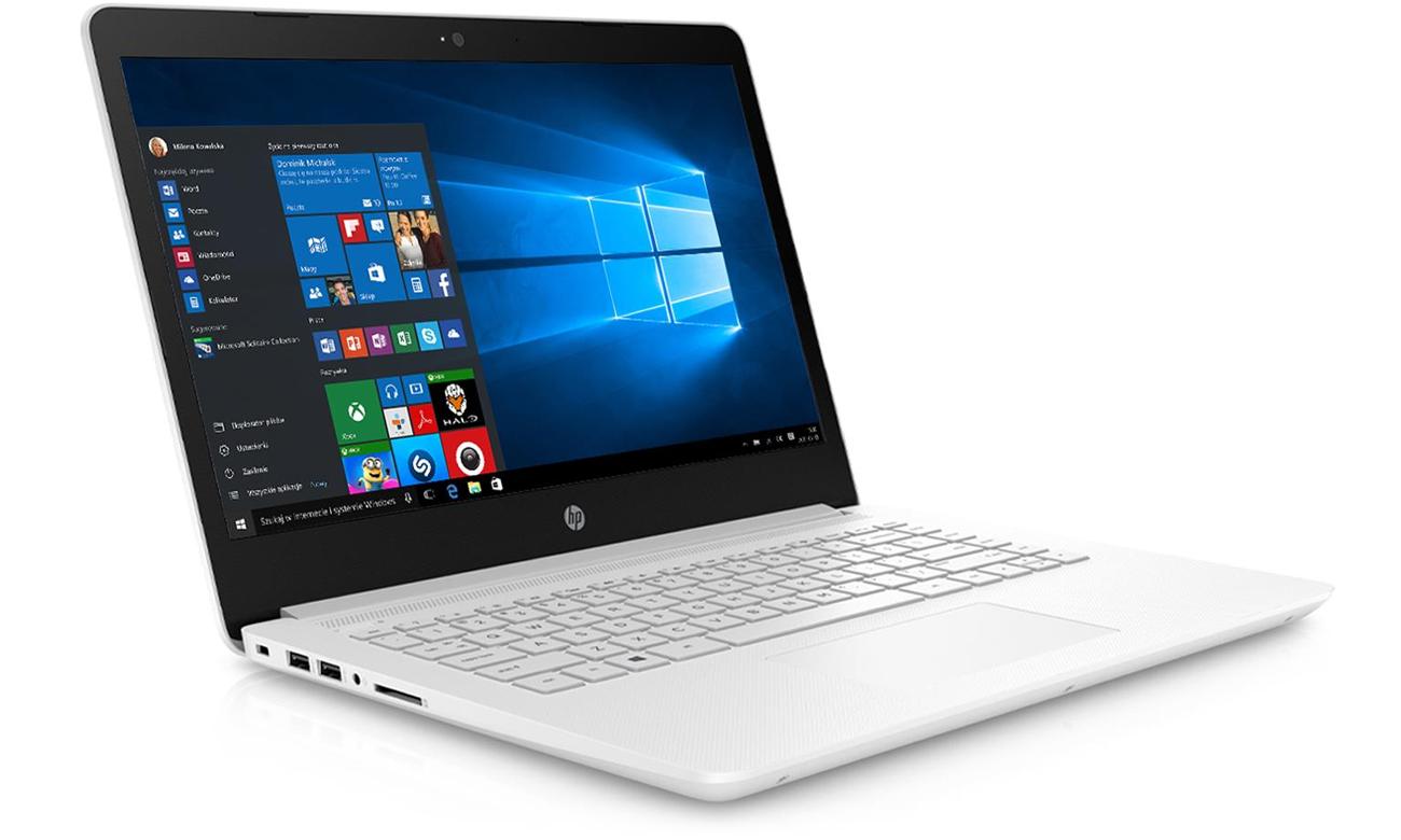 HP 14 procesor intel core i3 sżóstej generacji