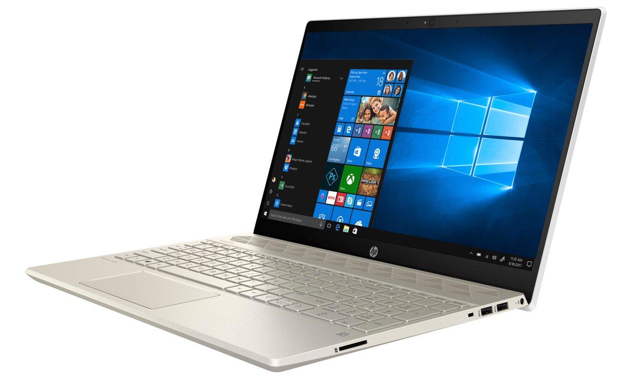 Karta graficzna NVIDIA GeForce MX150 laptop HP Pavilion 15