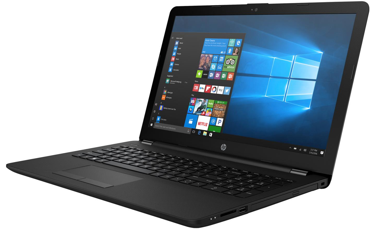 HP 15 Układ graficzny Intel HD Graphics