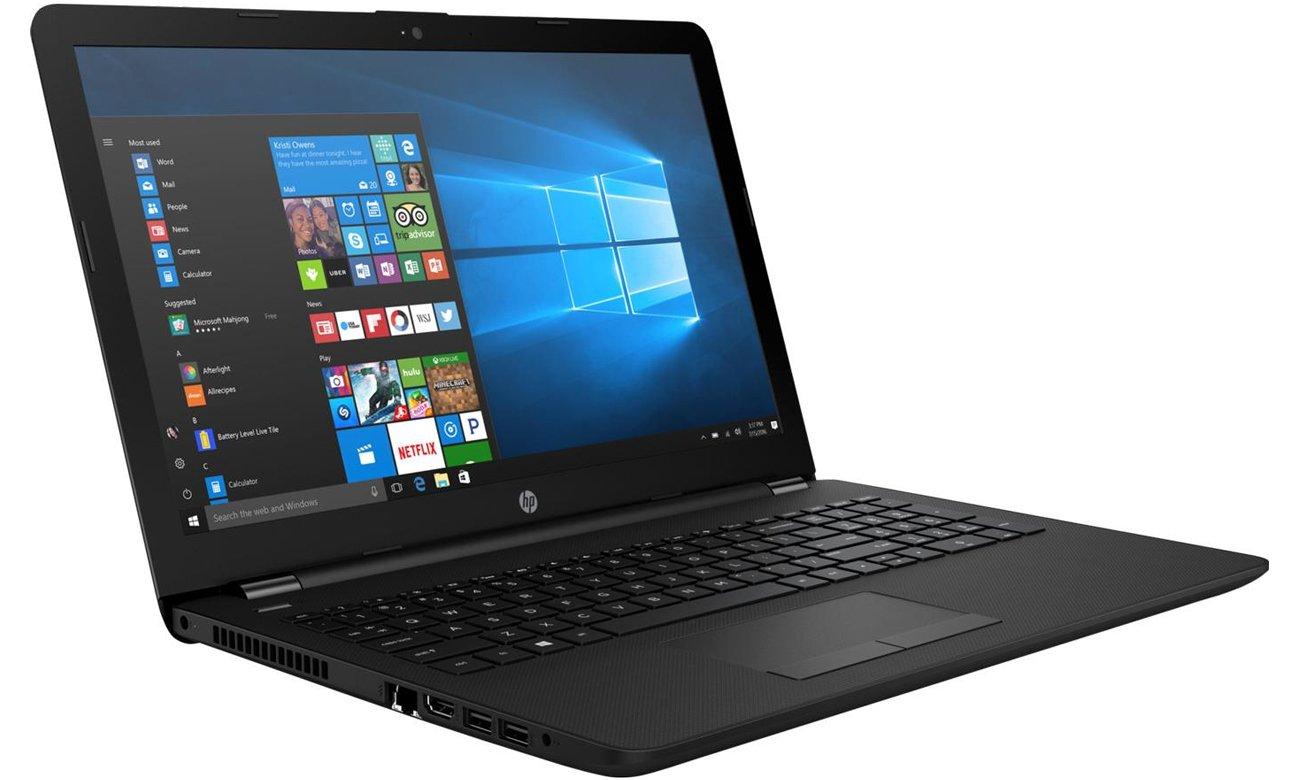Procesor Intel Core i3 szóstej generacji w HP 15