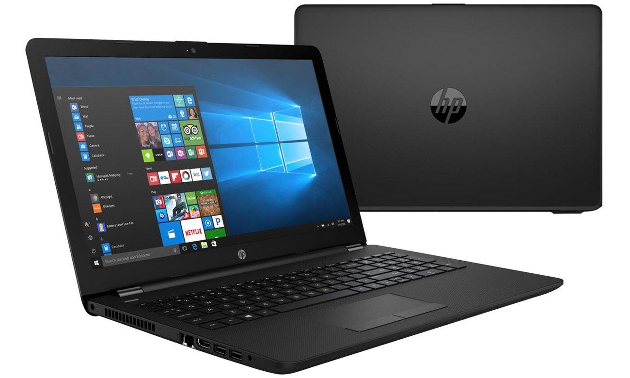 HP 15 ekran dotykowy, stylowa oprawa
