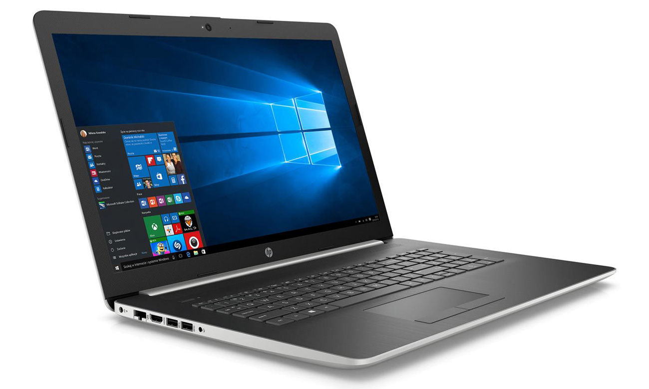 HP 17 laptop