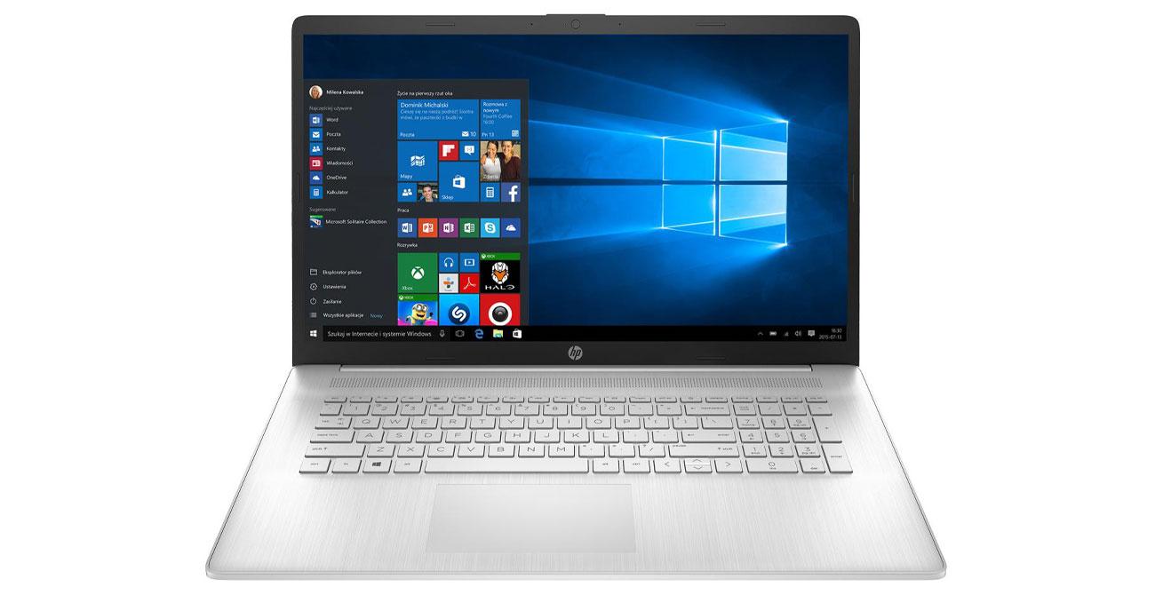 Laptop uniwersalny HP 17