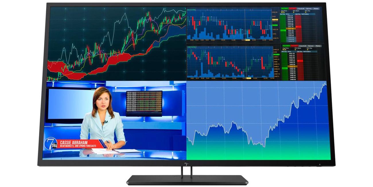 Monitor wielkoformatowy, biznesowy HP Z43 4K
