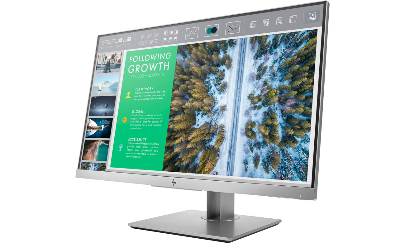 Monitor biznesowy HP EliteDisplay E243