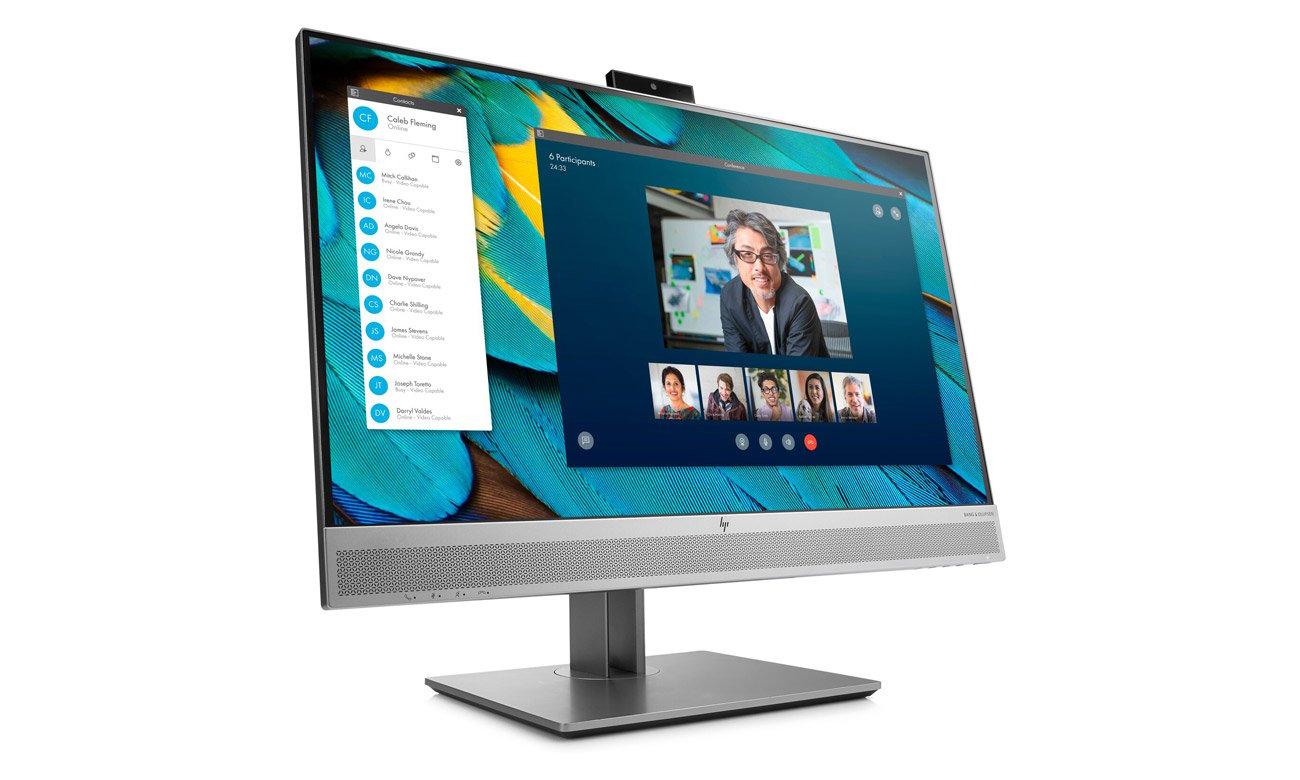 Monitor do zastosowań biznesowych HP EliteDisplay E243m