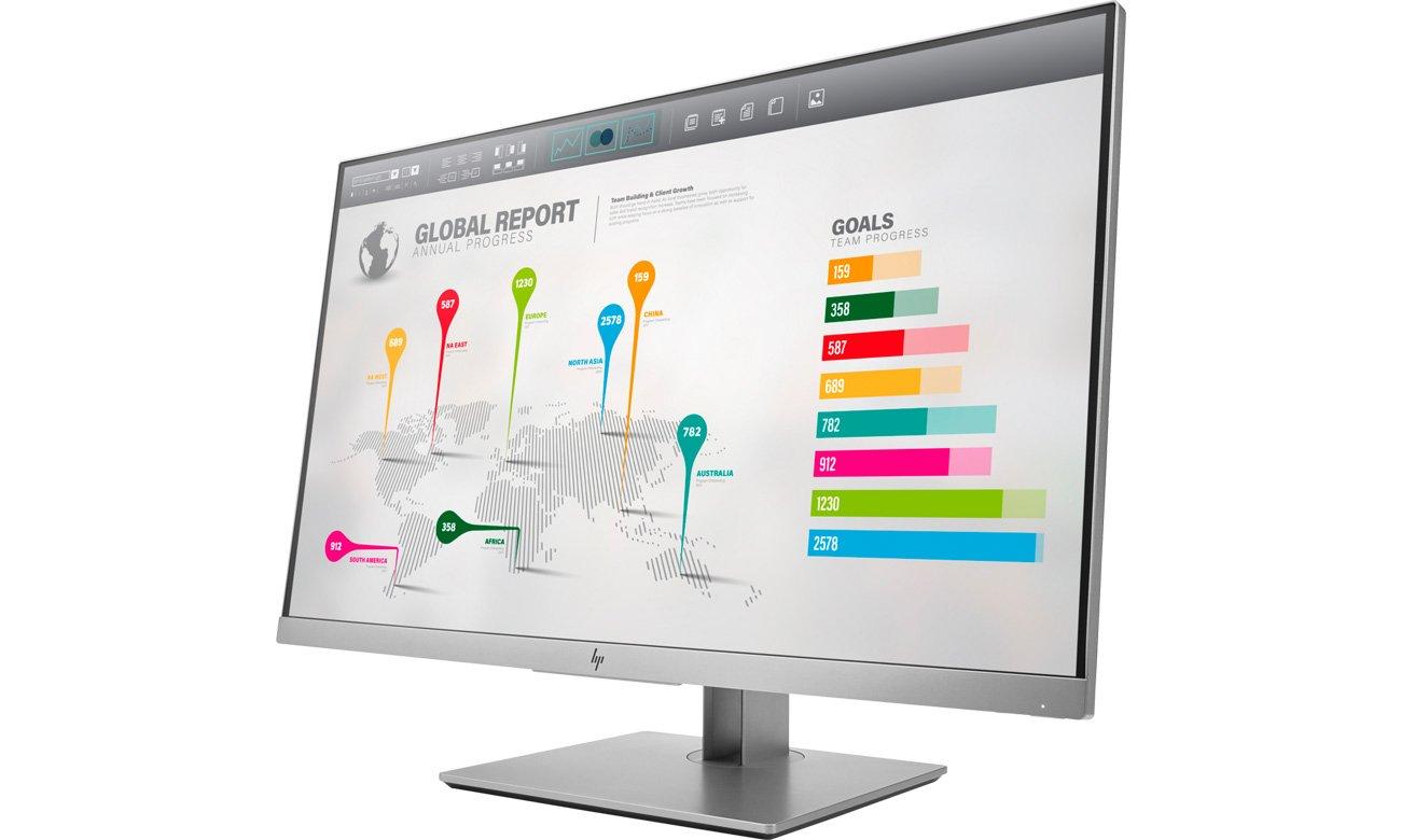 Monitor do domu i biura HP EliteDisplay E273q