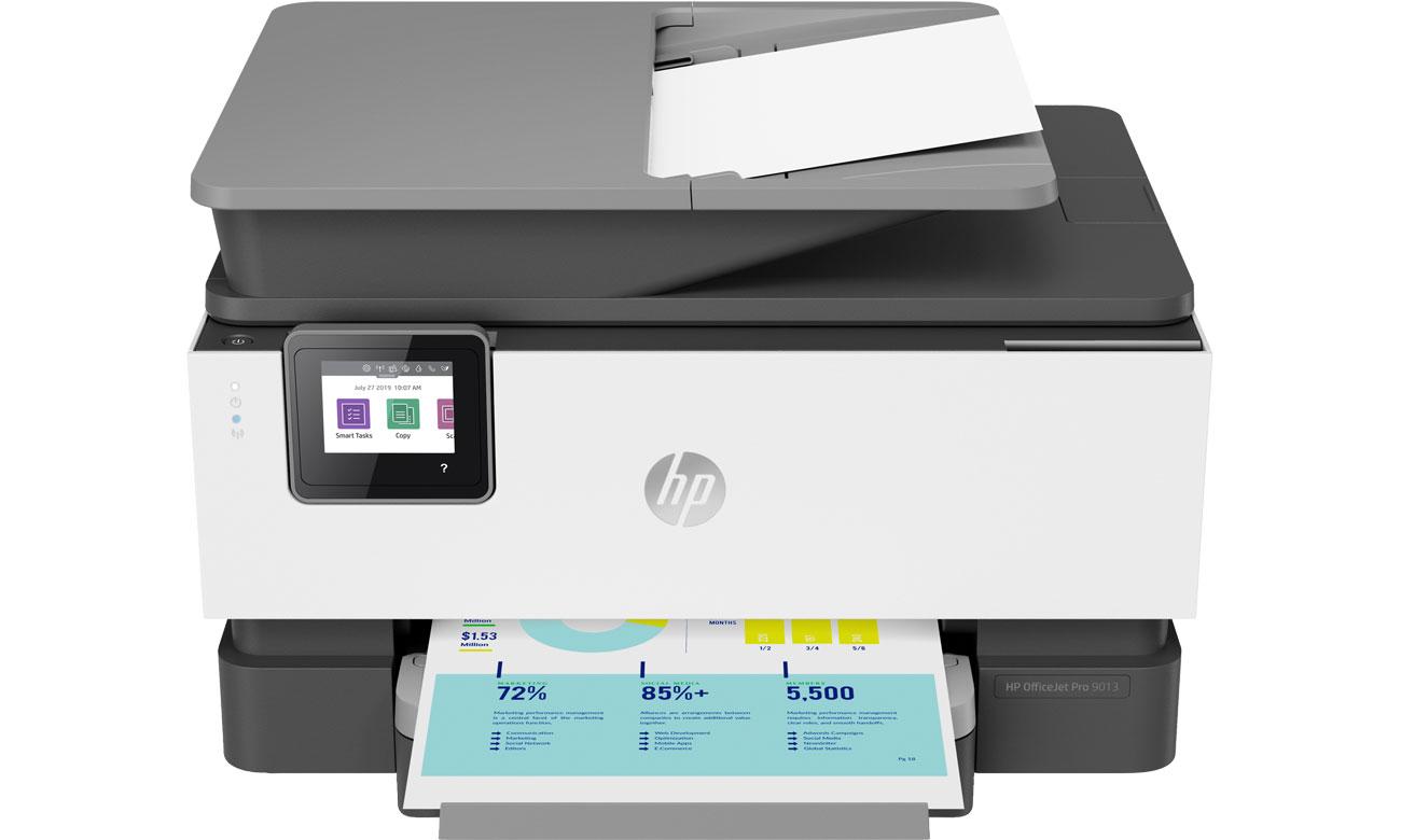 Urządzenie wielofunkcyjne HP Officejet Pro 9013