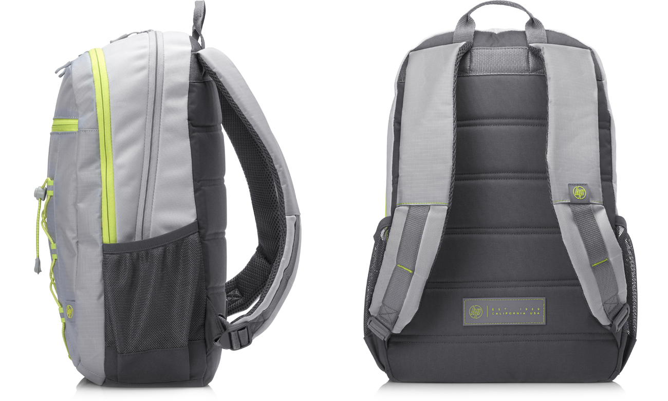 HP Active Backpack 15,6'' szaro-żółty 1LU23AA