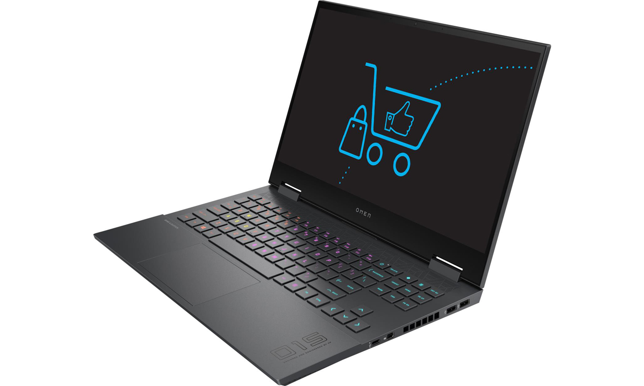 Laptop gamingowy HP OMEN 15