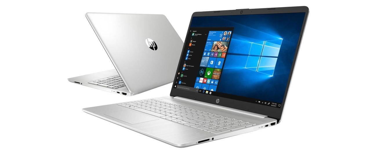 Laptop uniwersalny HP 15s