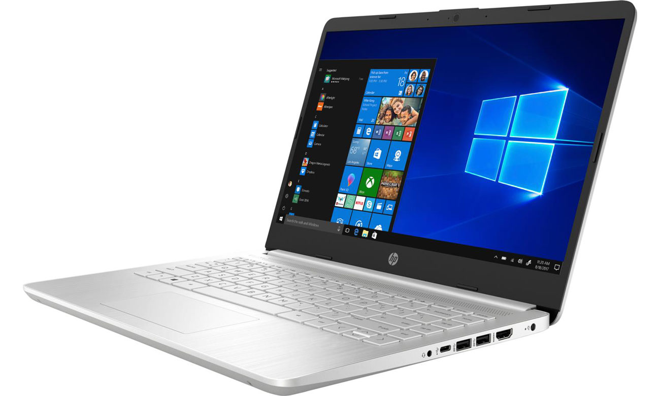 Laptop ultramobilny HP 14s