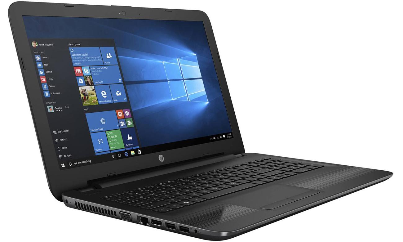 HP 250 G5 układ graficzny  AMD Radeon R7 series