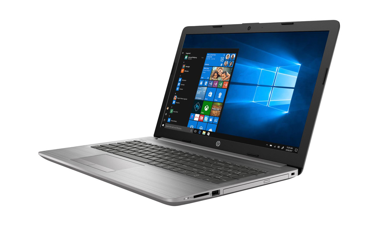 Laptop biznesowy HP 250 G7
