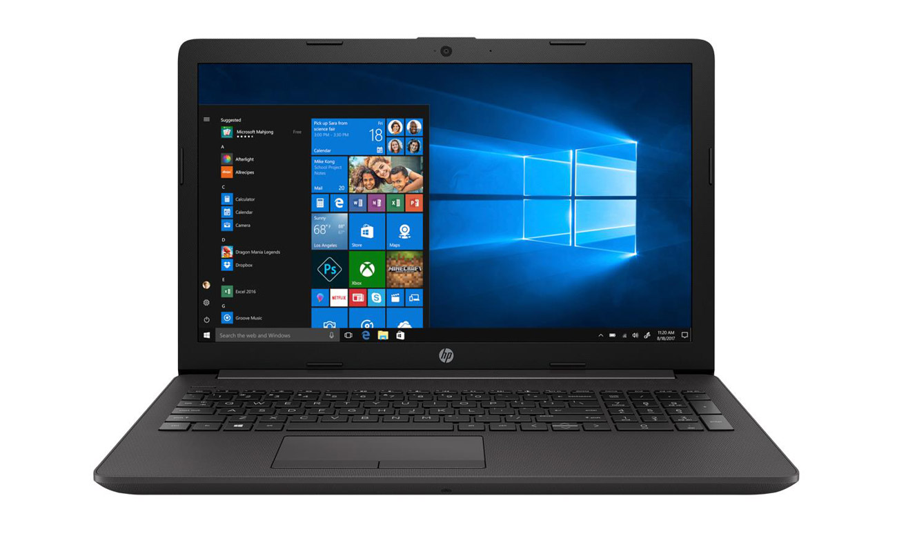Laptop biznesowy HP 255 G7