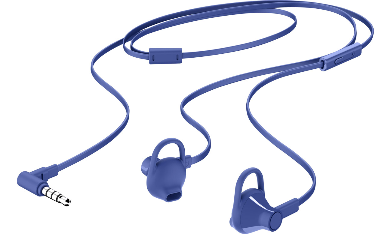 HP 150 douszne (niebieski) 2AP91AA