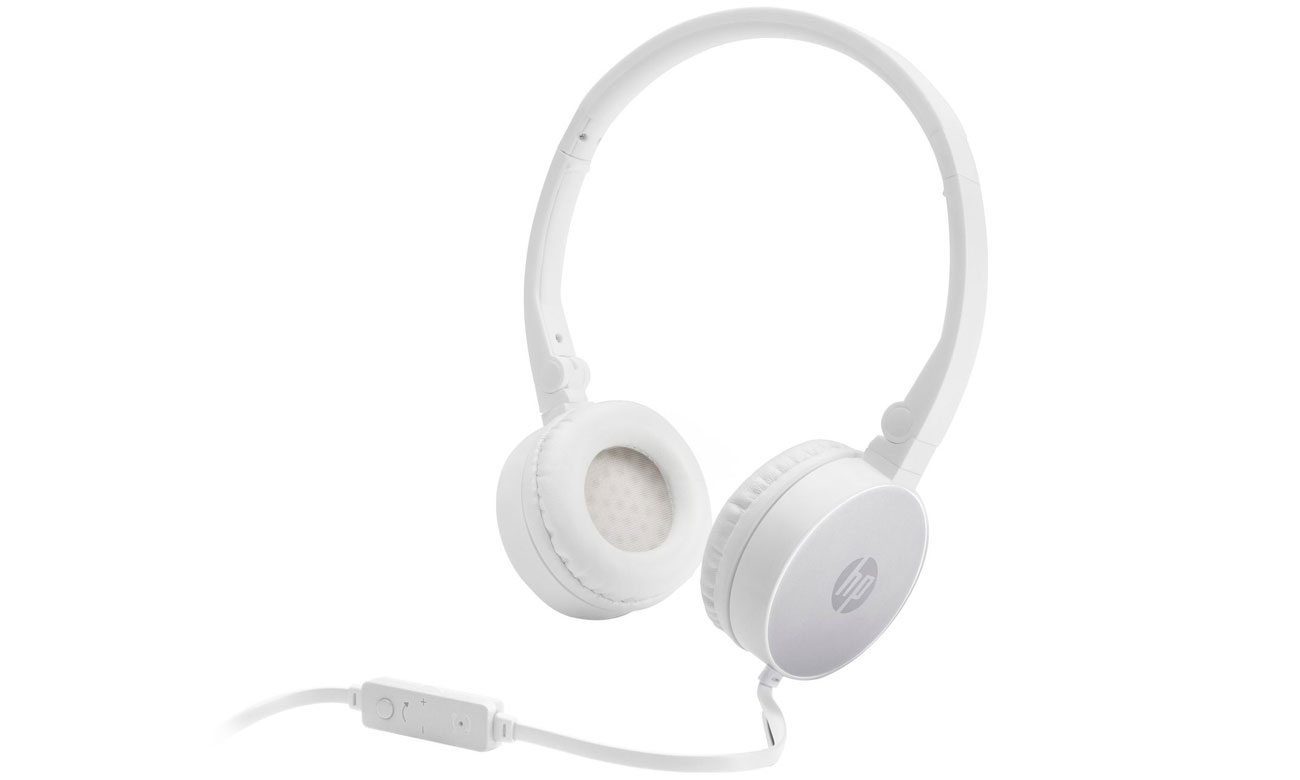Zestaw słuchawkowy HP H2800 Biały